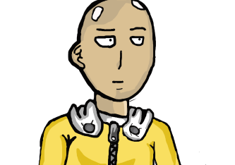 One punch man by CometComics2