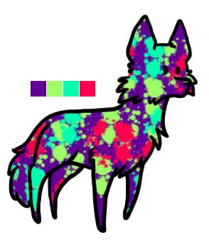 Wolf Adopt OPEN by EliteUnicorns