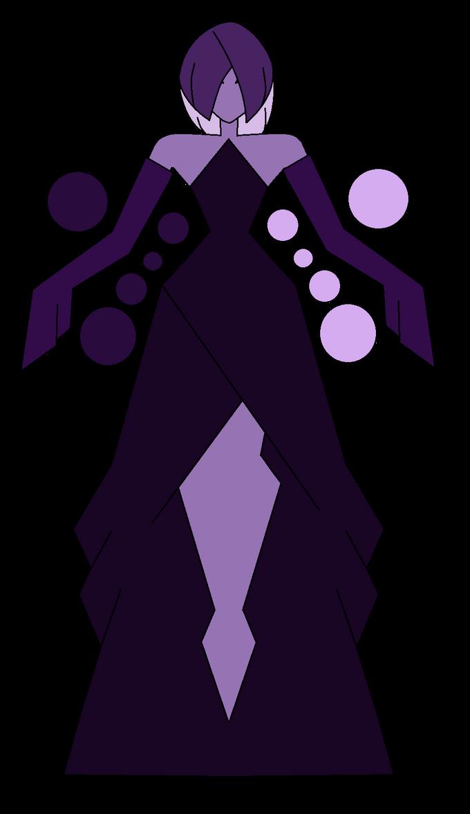 Purple Diamond's Mural by EliteUnicorns
