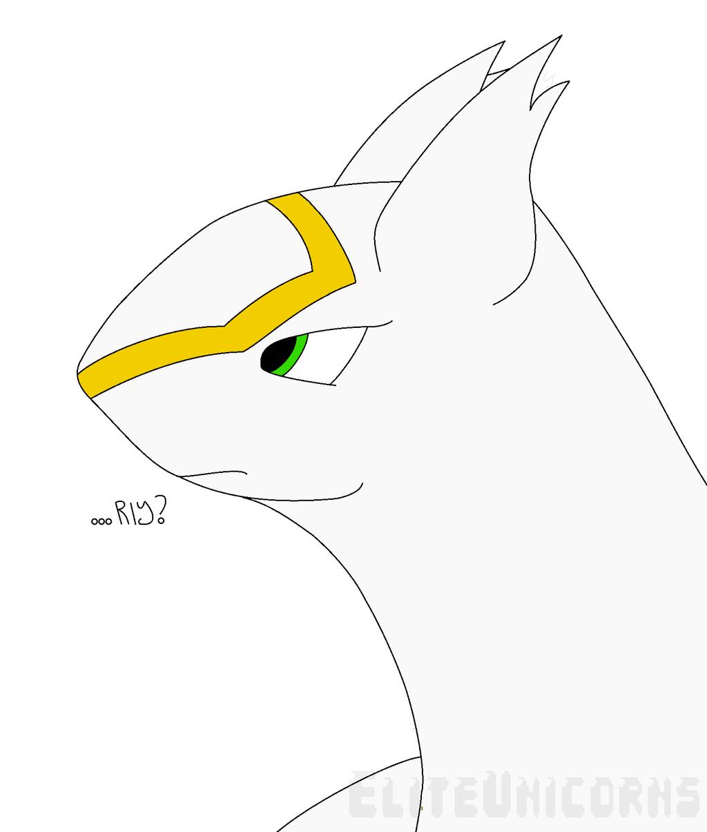 Unamused Latias Shiny Version by EliteUnicorns