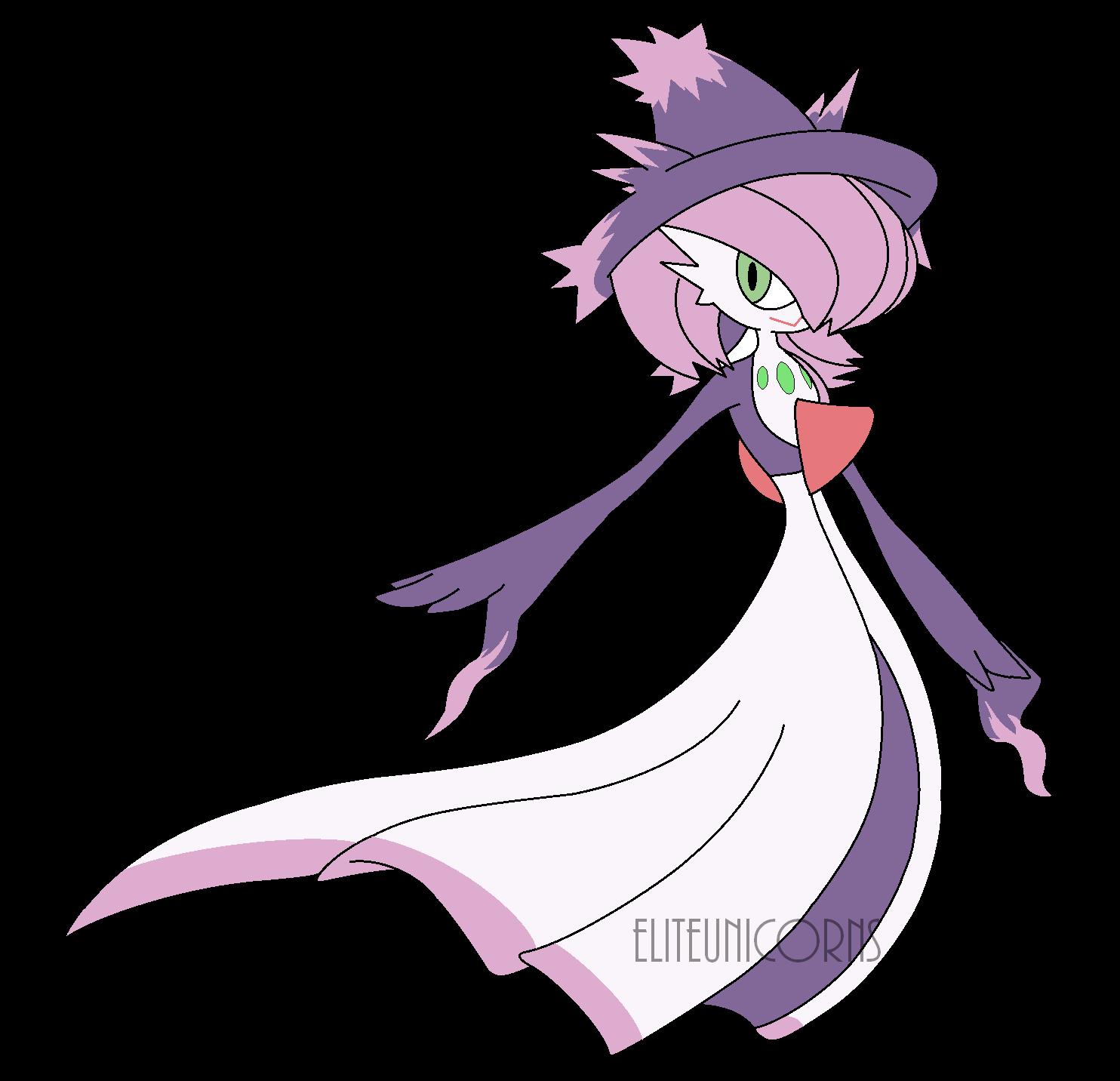 Pokemon Fusion by EliteUnicorns