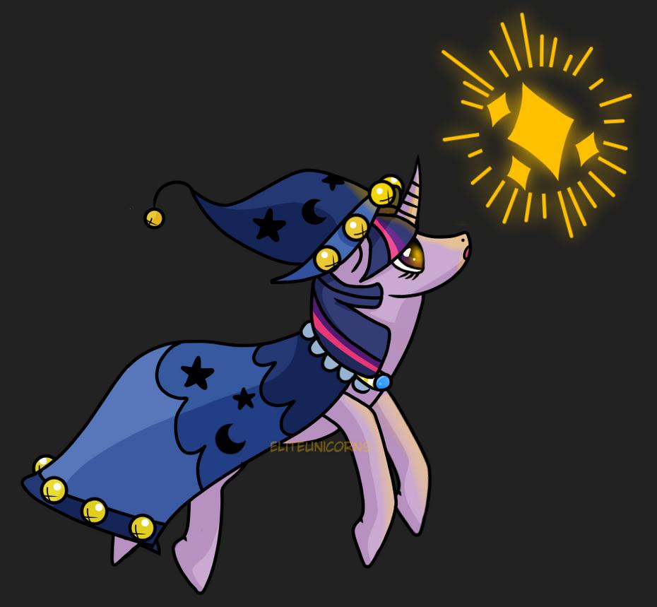 Twilight Sparkle find a sparkle by EliteUnicorns