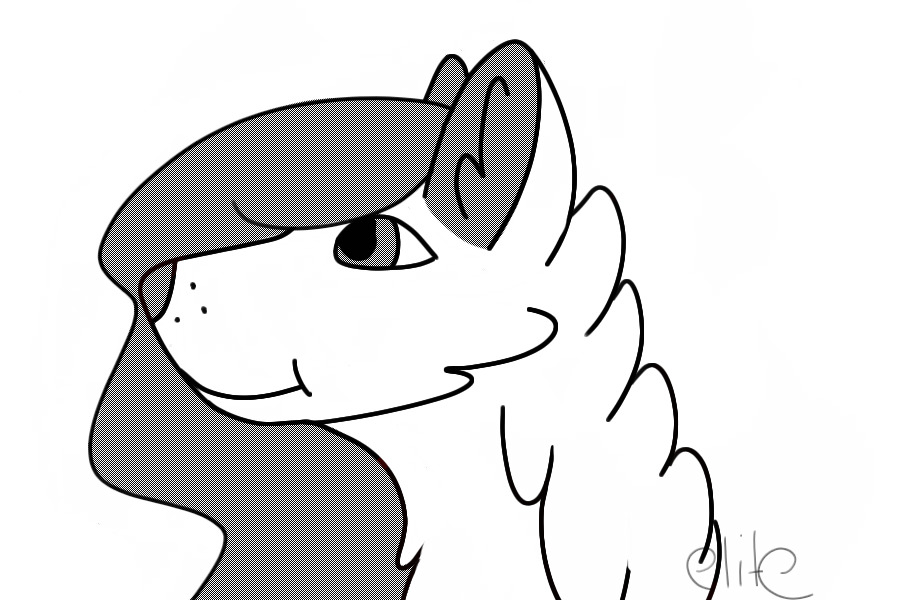 First Tablet Drawing by EliteUnicorns