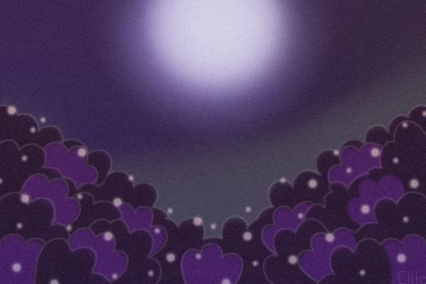 Purple Dream Field by EliteUnicorns
