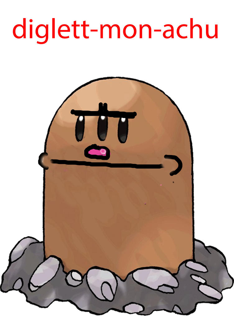 diglett meme - photo #8