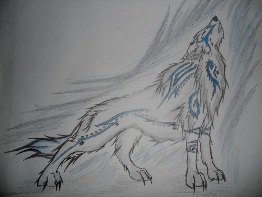 Elemental Wolves Air - #traffic-club