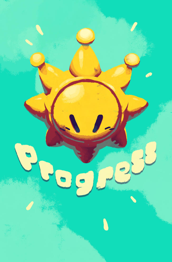 PROGRESS-Cover by DroseAttack