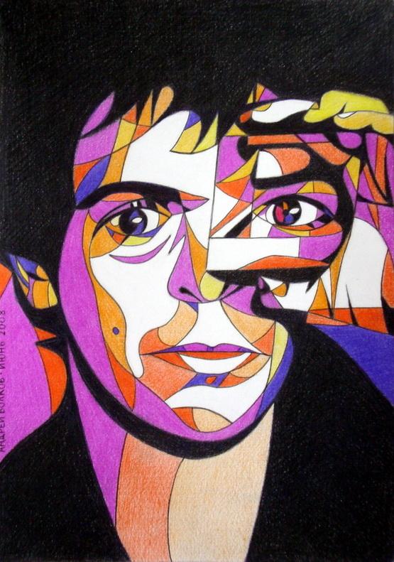 Peter Gabriel by bazaroff