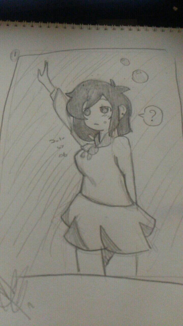 NOT ANIMEWELL TBH I RLLY DONT KNOW by EmilyDeva