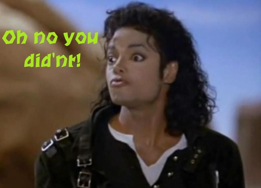 Michael Jackson ''funny'' by Jabari123