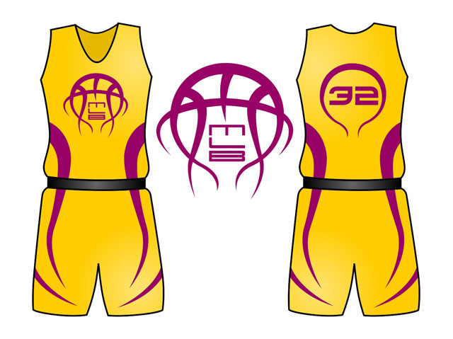 How to draw basketball jersey
