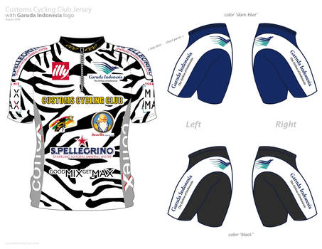 Design CCC Jersey