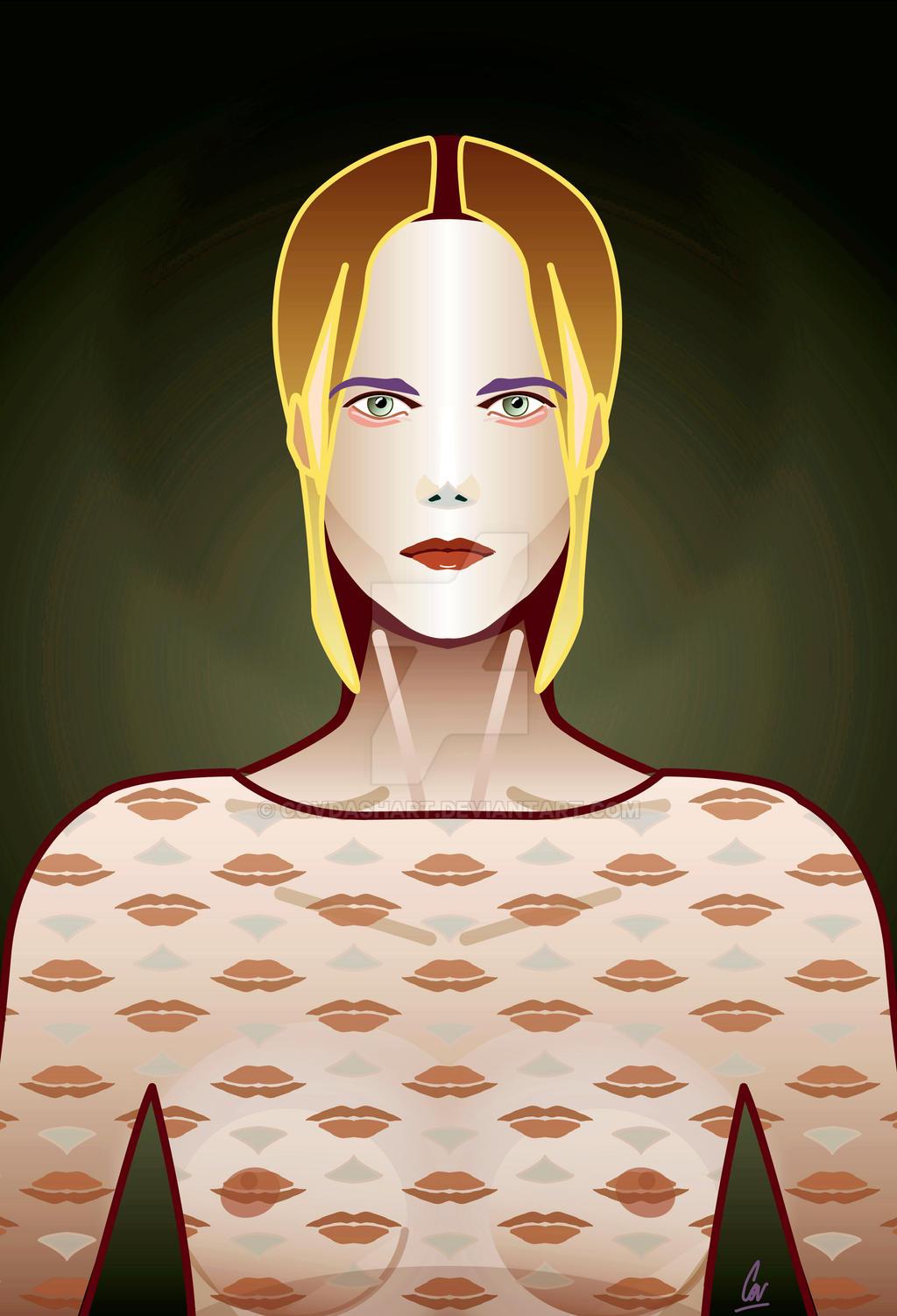 Josefine Nielsen by covdashart