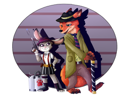 Gangsters of Zootopia