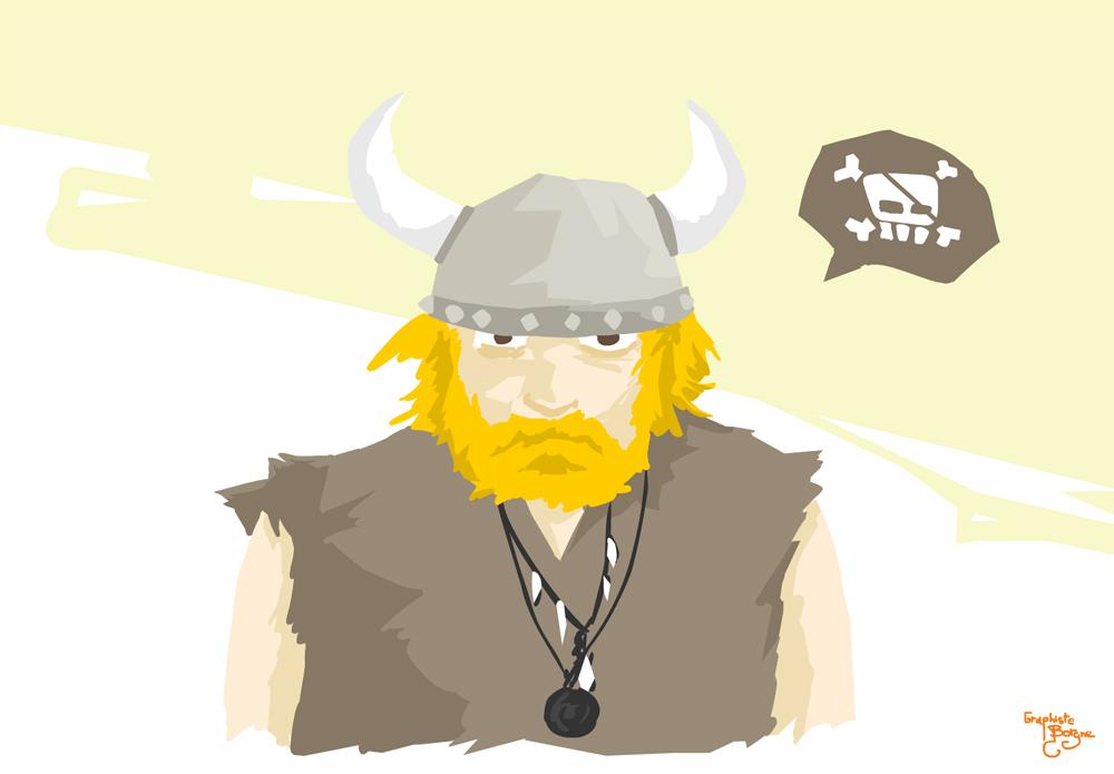 Viking Time by Tisseur-de-reves