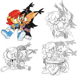 sallicole doodles