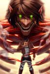 Attack on titan Eren Jaeger