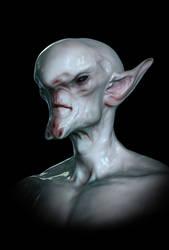 Goblin concept by SchneeKatze09