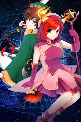 CE: Cleo and Alexander
