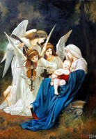 Song of the Angels by Sihx