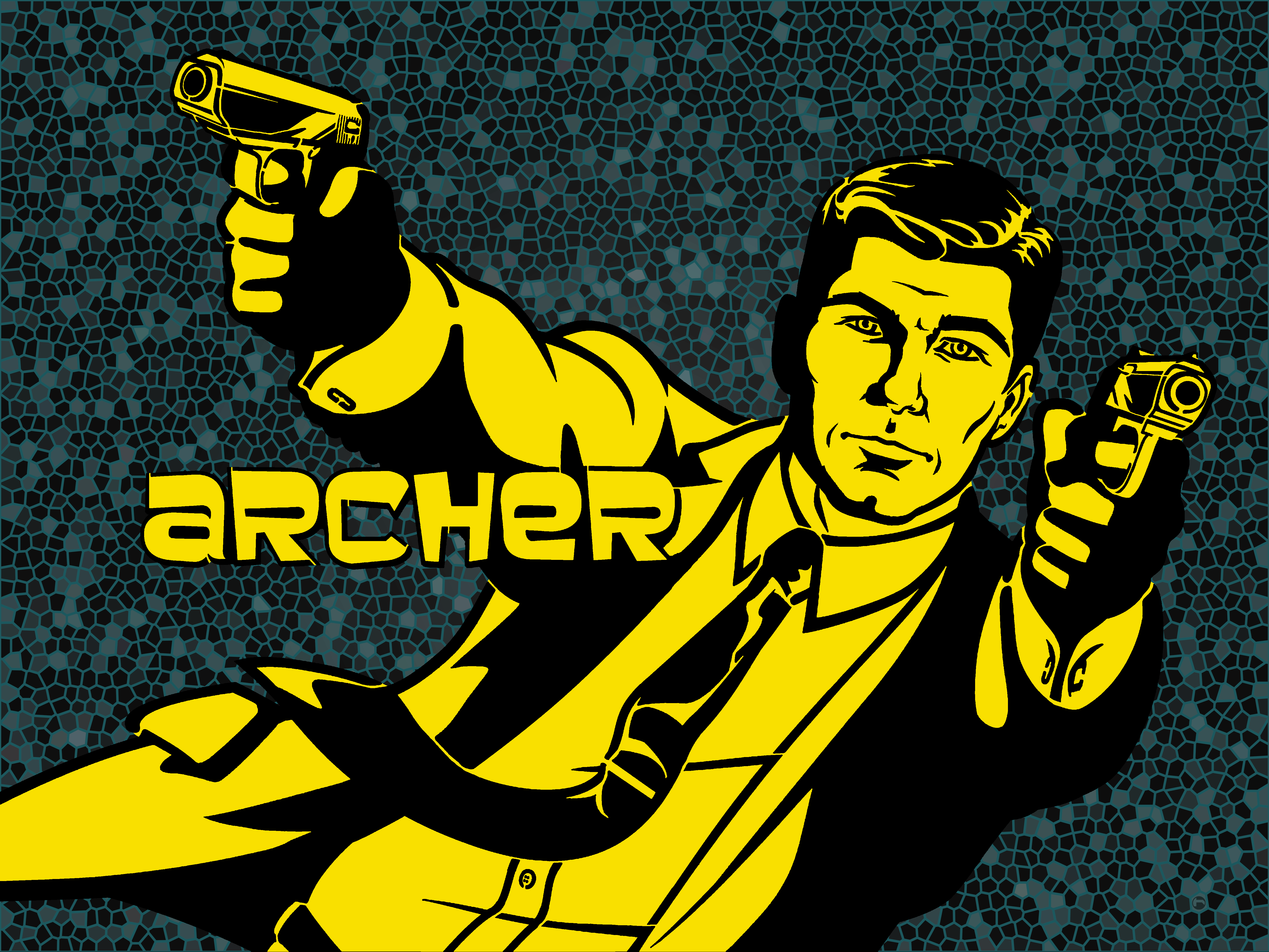 Awesome Archer wallpaper ...