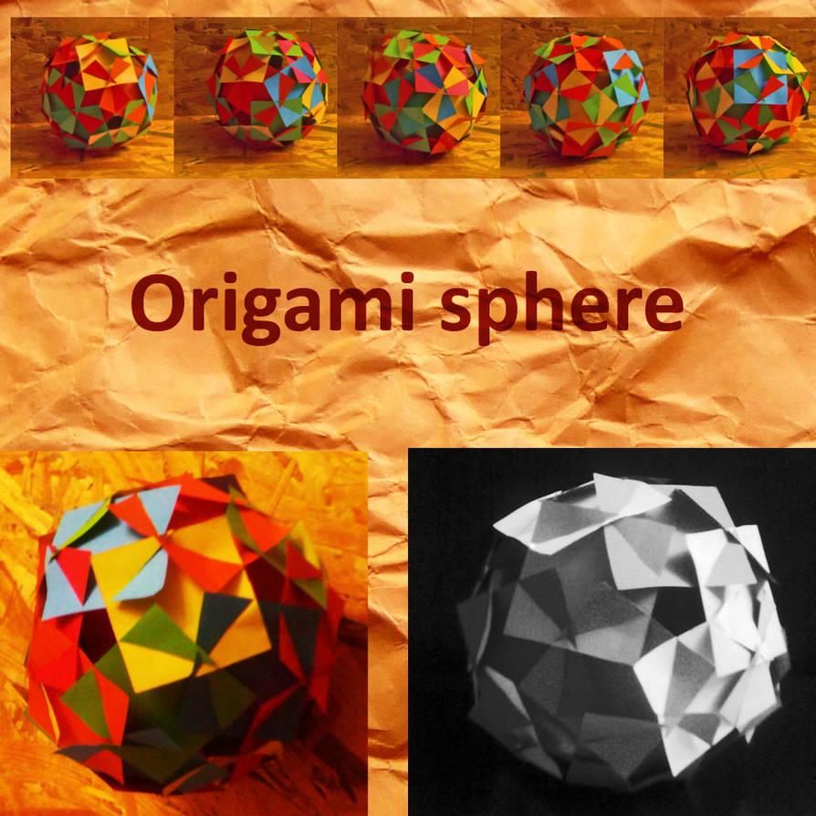 Slide-together sphere