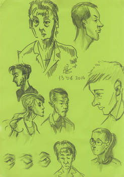 Green Study 13-06