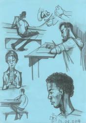 Blue Study 13-06