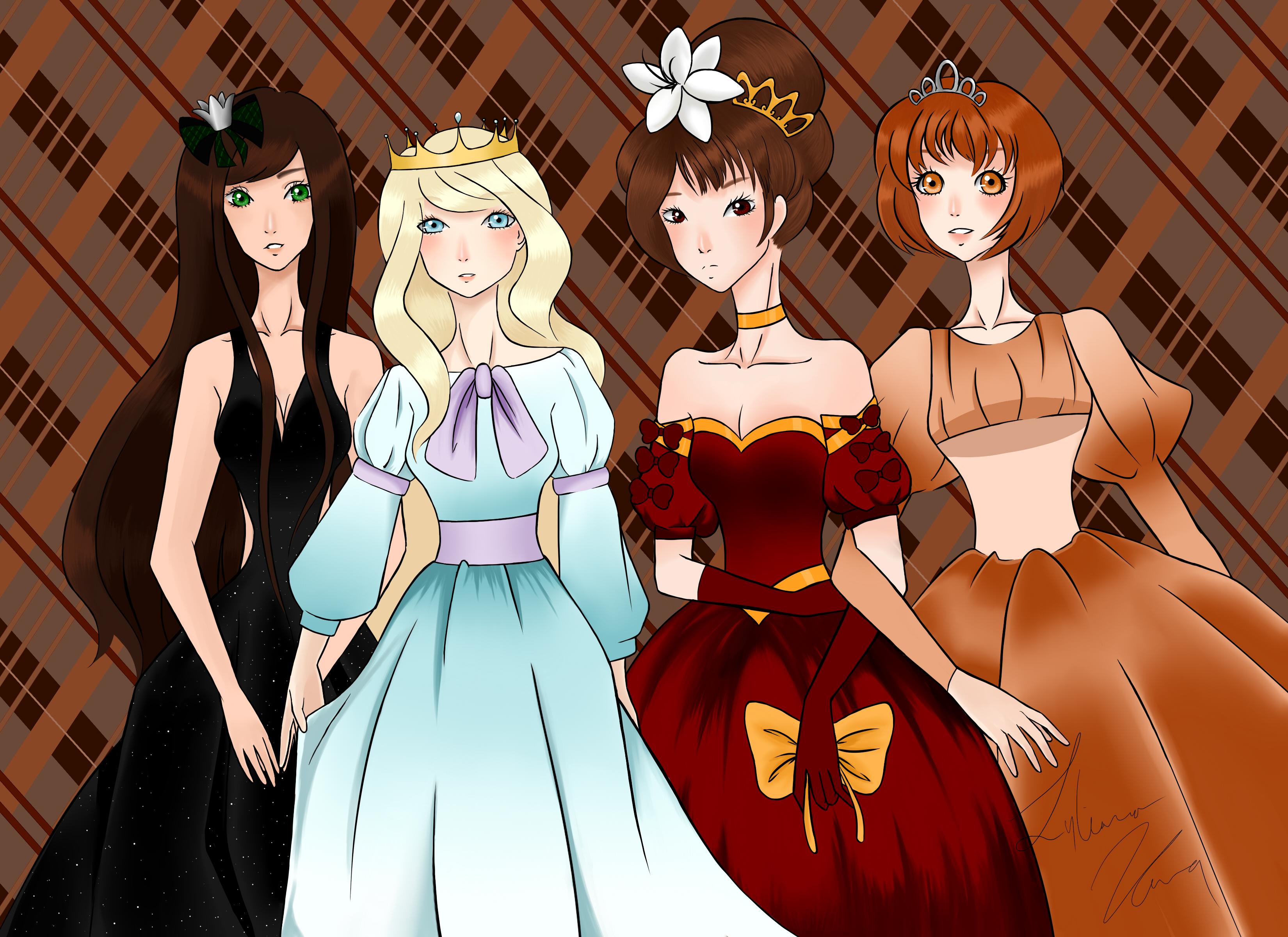 Coffee, Vanilla, Chocolate, or Caramel? by RenziAquamarine on ...