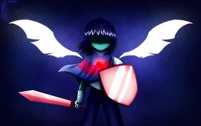 The Angel... ? by GKTRRAkAkumu43
