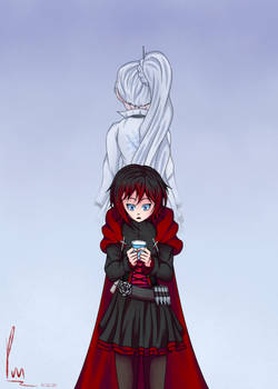 Letters (RWBY fanfic)