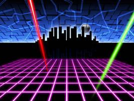 Cyberpunk City by CBU2029