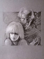 Pris and Roy by Benef