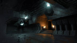 House Of Crom Room by Benef