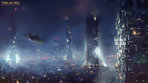 Arrival in Golem City