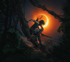 Shadow Of The Tomb Raider by Benef