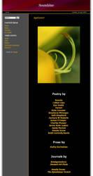 Soundzine April, 2007 Issue I by Soundzine