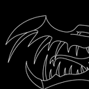 .:Dragon Head Animation:.:cleared:. by draykathedragon