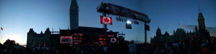 Canada Day Parliment 07 01 10 by scrawnyfella