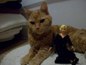 Happy B-Day Mahoney  Madonna by scrawnyfella