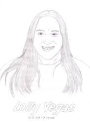 Redbone - Lolly Vegas 1939 - 2010 by Jadelyz