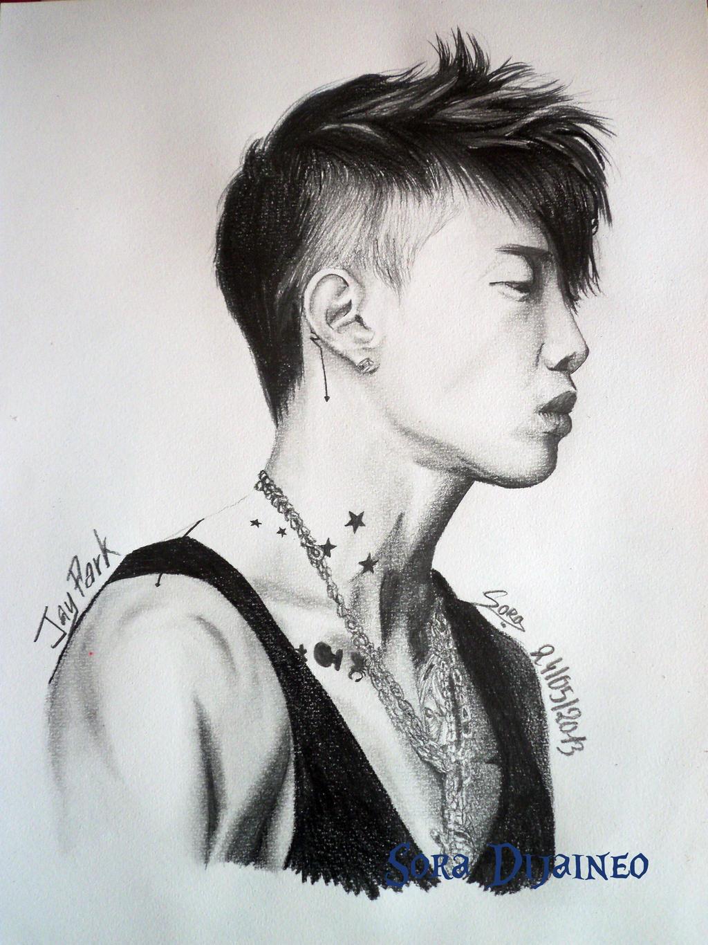 Jay Park By Soradijaineo