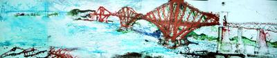 forth bridge_scotland by urbandecoy