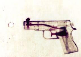 pistol 1 by urbandecoy