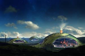 Green Future by EmilisB