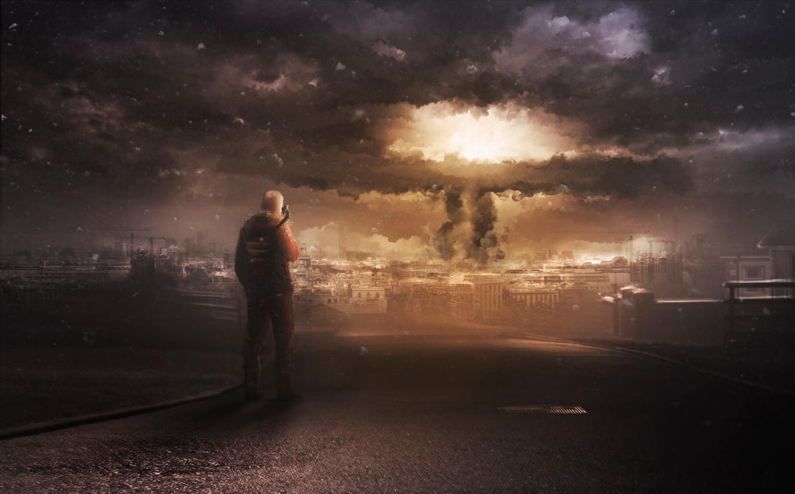 Apocalypse 24/7 by EmilisB