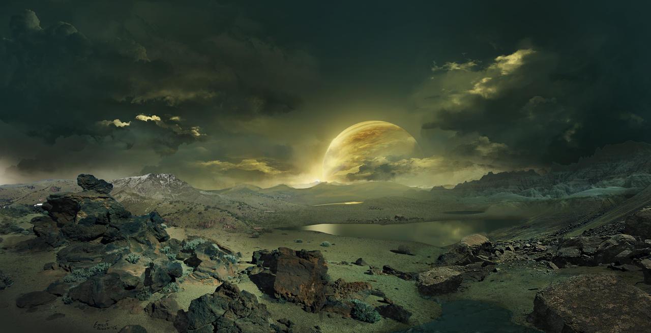 Titan by EmilisB
