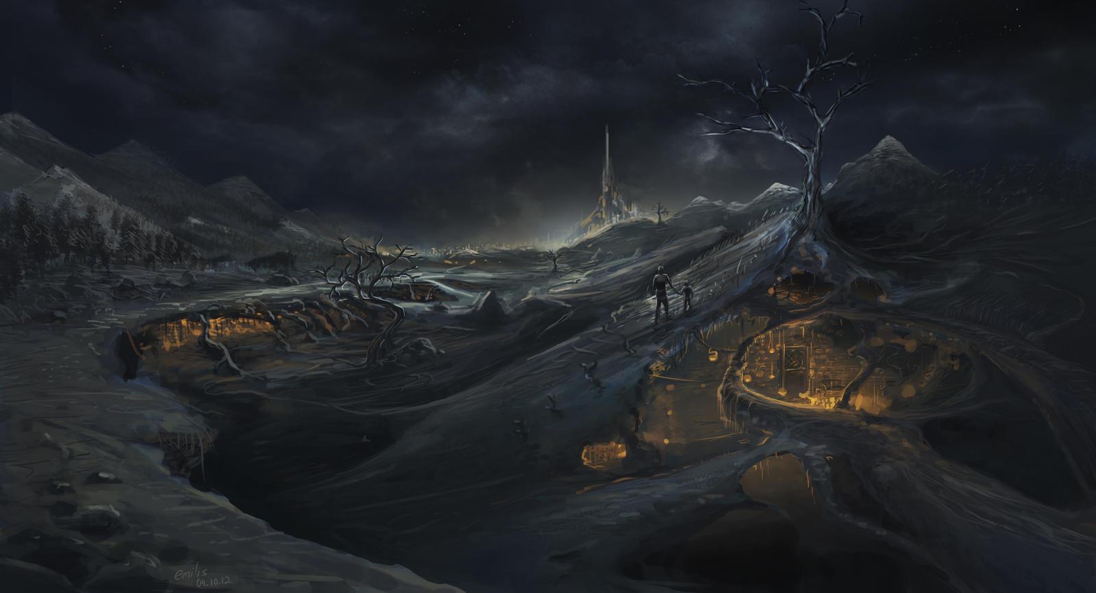 The Haunted by EmilisB