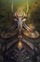 The Shaman by EmilisB