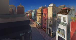 Open Street Concept 1